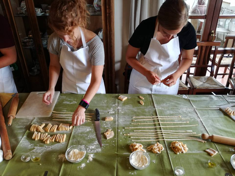 Courses and activities - Forte Sorgnano